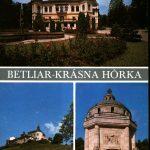Betlér, Krasznahorka, Krasznahorkaváralja